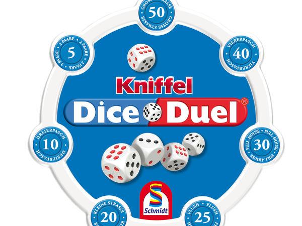 Bild zu Alle Brettspiele-Spiel Kniffel Dice Duel