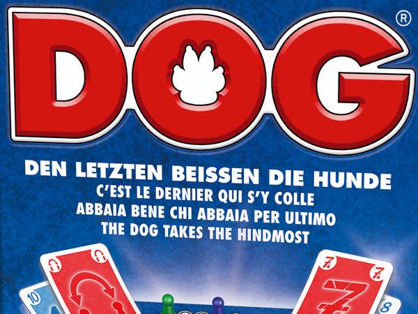 Bild zu Alle Brettspiele-Spiel Dog: Reisespiel