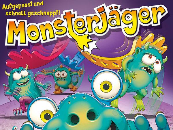 Bild zu Alle Brettspiele-Spiel Monsterjäger