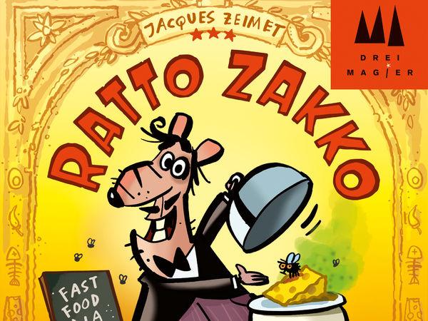 Bild zu Alle Brettspiele-Spiel Ratto Zakko