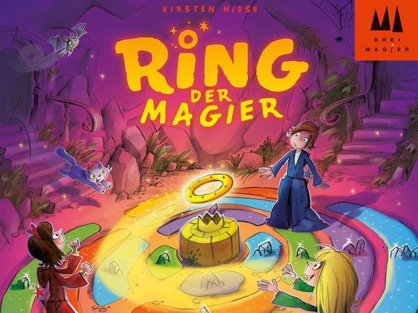 Bild zu Alle Brettspiele-Spiel Ring der Magier