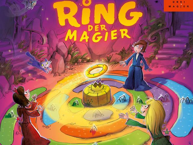 Ring der Magier Bild 1