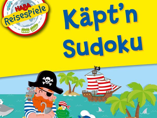 Bild zu Alle Brettspiele-Spiel Käpt'n Sudoku