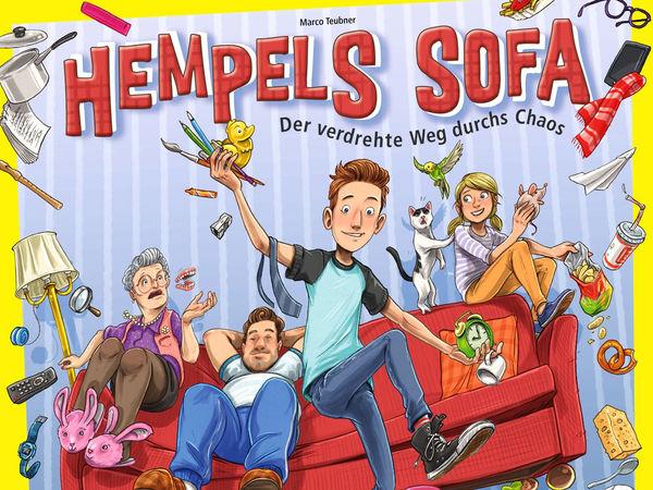 Bild zu Alle Brettspiele-Spiel Hempels Sofa