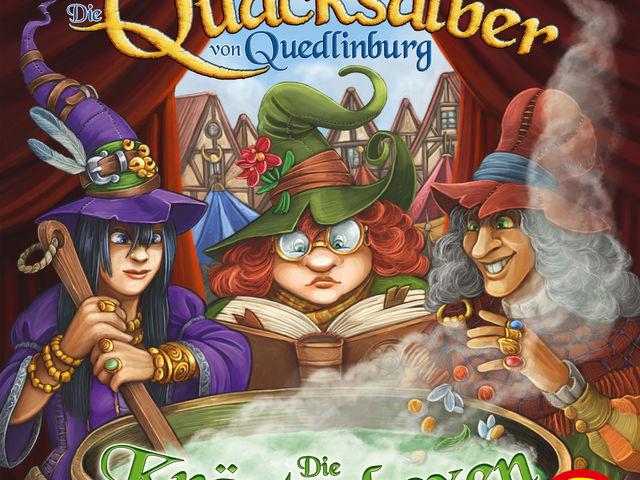 Die Quacksalber von Quedlinburg: Die Kräuterhexen Bild 1