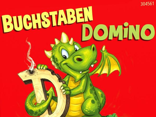 Bild zu Alle Brettspiele-Spiel Buchstaben Domino