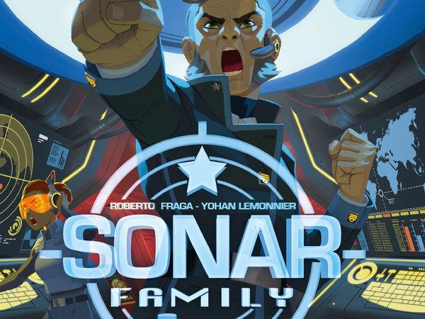 Bild zu Alle Brettspiele-Spiel Sonar Family