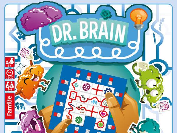 Bild zu Alle Brettspiele-Spiel Dr. Brain