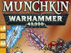 Vorschaubild zu Spiel Munchkin: Warhammer 40.000