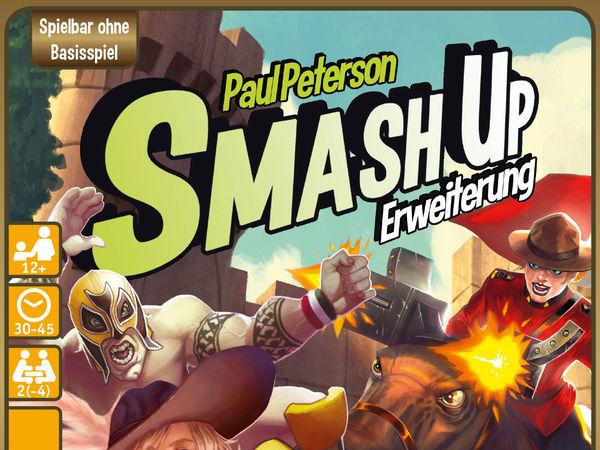 Bild zu Alle Brettspiele-Spiel Smash Up: Widerstand zwecklos