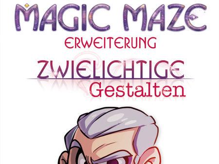 Magic Maze - Erweiterung: Zwielichtige Gestalten