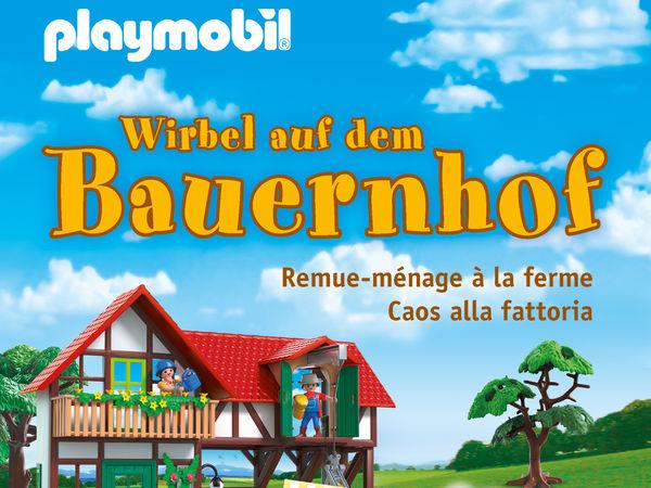 Bild zu Alle Brettspiele-Spiel Wirbel auf dem Bauernhof