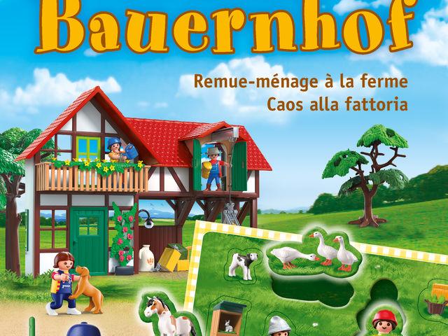 Wirbel auf dem Bauernhof Bild 1