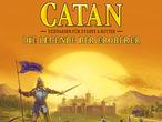 Vorschaubild zu Spiel Catan: Szenarien für Städte & Ritter - Die Legende der Eroberer