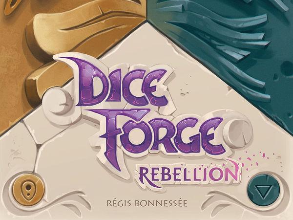 Bild zu Alle Brettspiele-Spiel Dice Forge: Rebellion