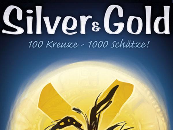 Bild zu Alle Brettspiele-Spiel Silver & Gold
