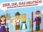 Vorschaubild zu Spiel Der, Die, Das, Deutsch!