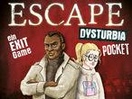 Vorschaubild zu Spiel Escape Dysturbia: Pocket - Angus & Ada