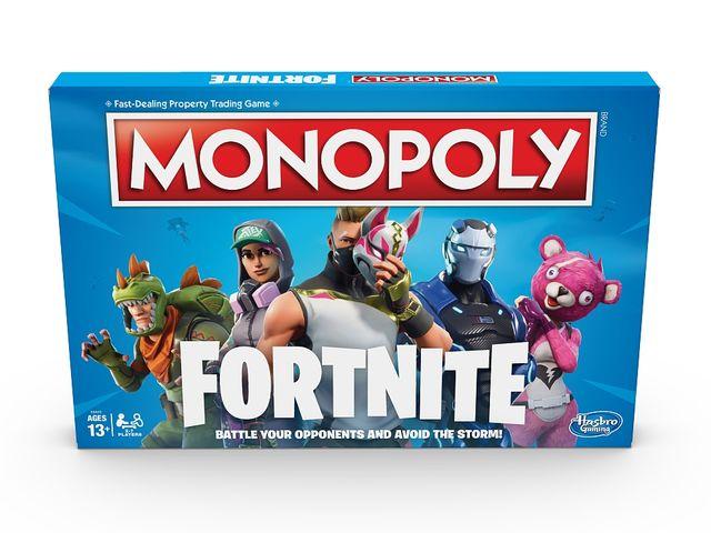 Monopoly Fortnite Bild 1