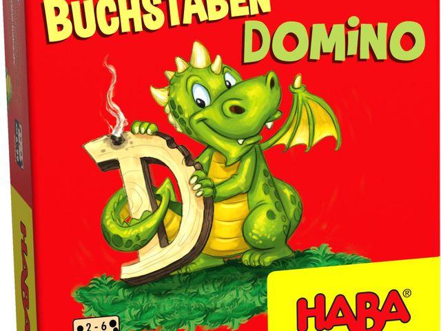 Buchstaben Domino Bild 1