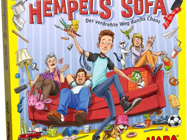 Hempels Sofa Bild 1