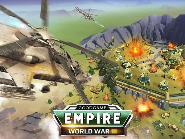 Bild zu Strategie-Spiel Empire: World War III