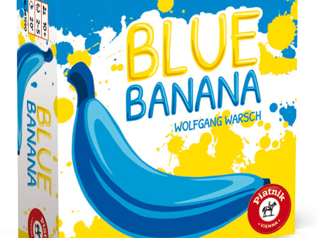 Blue Banana Bild 1