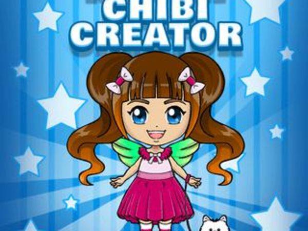 Bild zu Mädchen-Spiel Kawaii Chibi Creator