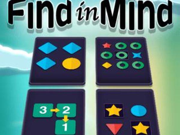 Bild zu Denken-Spiel Find In Mind