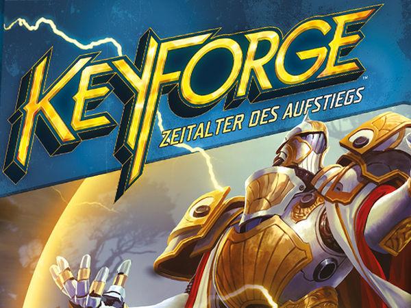 Bild zu Alle Brettspiele-Spiel KeyForge: Zeitalter des Aufstiegs