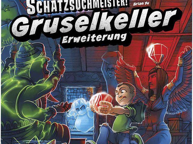 Geister, Geister, Schatzsuchmeister! Gruselkeller-Erweiterung Bild 1