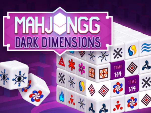 Bild zu Klassiker-Spiel Mahjongg Dark Dimension