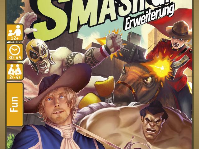 Smash Up: Widerstand zwecklos Bild 1