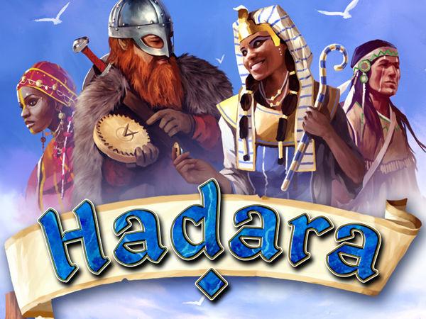 Bild zu Alle Brettspiele-Spiel Hadara