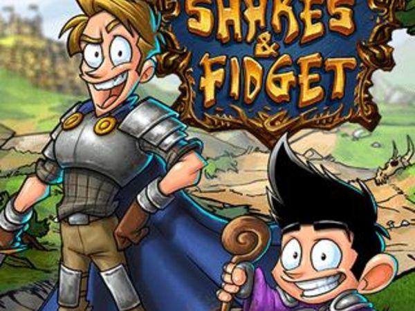 Bild zu Neu-Spiel Shakes & Fidget