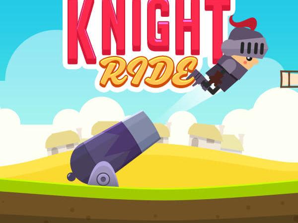 Bild zu Geschick-Spiel Knight Ride