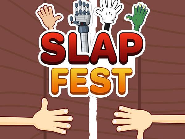 Bild zu Geschick-Spiel Slap Fest