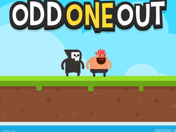 Bild zu Geschick-Spiel Odd One Out