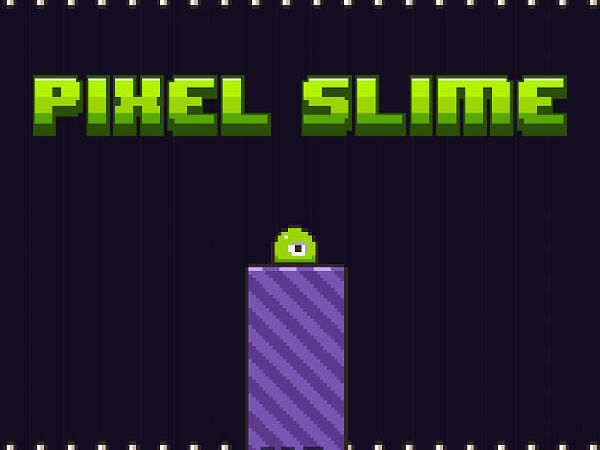 Bild zu Geschick-Spiel Pixel Slime