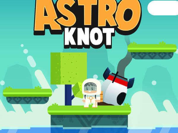 Bild zu Geschick-Spiel Astro Knot