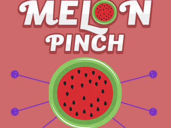 Bild zu Geschick-Spiel Melon Pinch