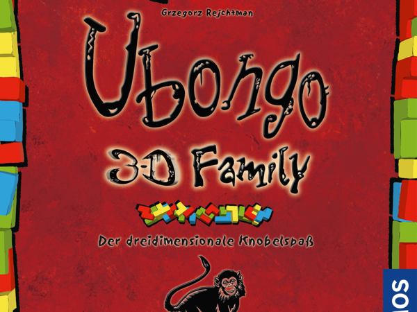 Bild zu Alle Brettspiele-Spiel Ubongo 3D Family