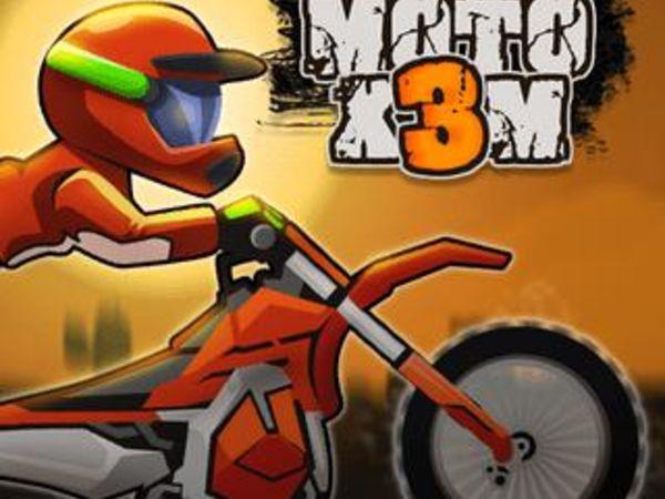 Bild zu Rennen-Spiel Moto X3M