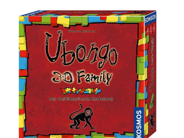 Ubongo 3D Family Bild 1