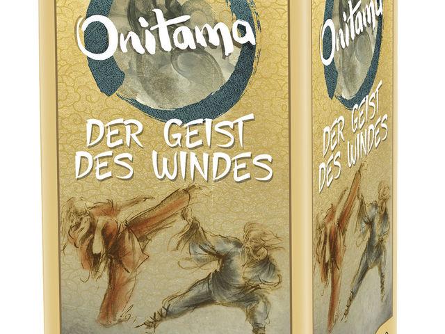 Onitama: Der Geist des Windes Bild 1
