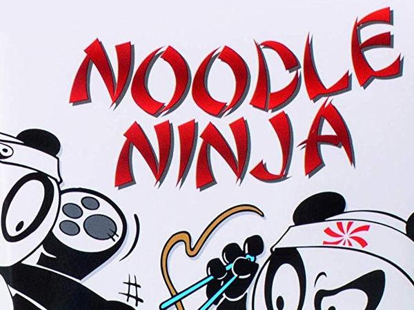 Bild zu Alle Brettspiele-Spiel Noodle Ninja