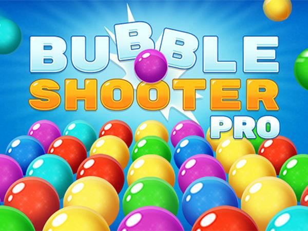 Bild zu Action-Spiel Bubble Shooter Pro