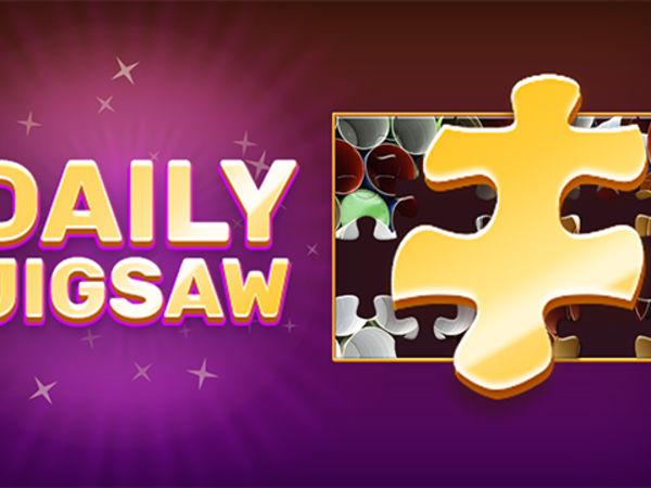 Bild zu Denken-Spiel Daily Jigsaw