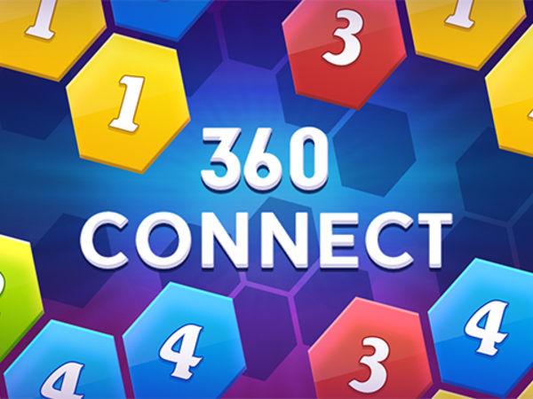 Bild zu Geschick-Spiel 360 Connect