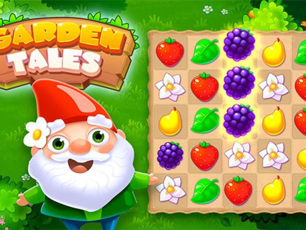 Bild zu Denken-Spiel Garden Tales